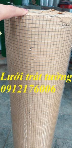 Lưới trát tường chống nứt tường ,nứt sàn 5x5 ,10x10 tại Hà Nội