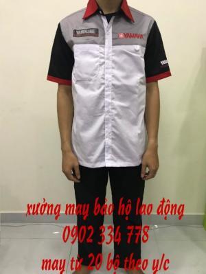 Sản xuất quần áo bảo hộ lao động giá rẻ TPHCM. Sản xuất áo bảo hộ lao động cho công nhân công trình.