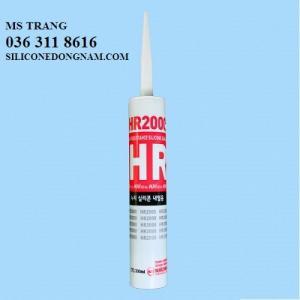 Keo silicone chịu nhiệt độ cao HR2000