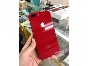 Iphone 7plus-32g-QUỐC TẾ-Lên Vỏ Iphone 8 Plus-Màu Đỏ.Như Mới99%.Chính Hãng Apple