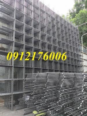 Lưới thép hàn D6 a 150x150 dùng đổ bê tông