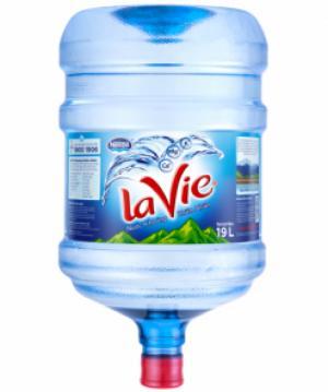 Nước khoáng thiên nhiên LAVIE 19L