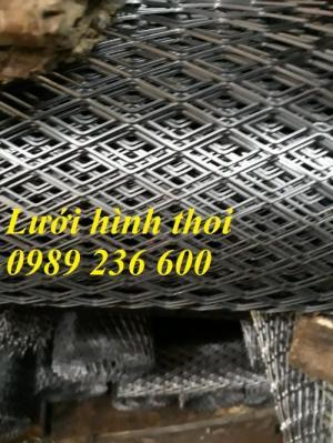 Chuyên cung cấp lưới dập giãn, lưới hình thoi, lưới mắt cáo giá rẻ tại Hà Nội