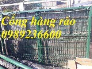 Lưới thép hàng rào D5a50x150, D5a50x200, D4a50x100, D4a50x200 mạ kẽm sơn tĩnh điện.