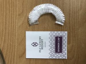 Chụp tóc dùng 1 lần cho khách sạn, resort,spa- Thiết kế vỏ giay tự hủy theo yêu cầu
