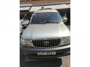 Cần bán Toyota zace GL 2005
