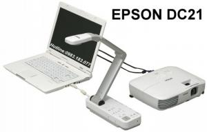 Máy chiếu vật thể Epson DC21 xuất xứ Philipin