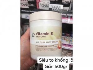 Dưỡng Thể VitaminE UK