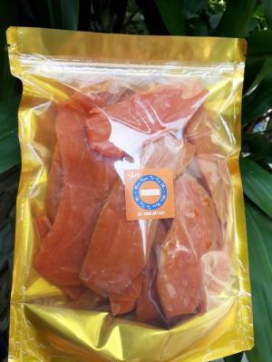 Gói 500gr Khoai lang Nhật sấy dẻo nguyên chất thơm ngon - Food by Mama
