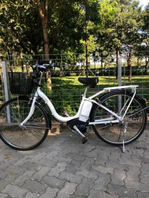Bán xe đạp điện trợ lực tay ga hàng nội địa Nhật Bản - Tp HCM
