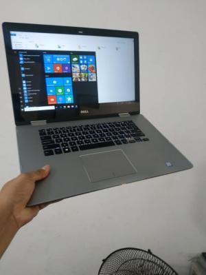 Bán Laptop Dell Inspirion 15 / USA / MH cảm ứng / Lật 360 độ