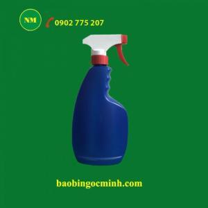 Chai nhựa Pet đựng nước rửa chén Ngọc Minh
