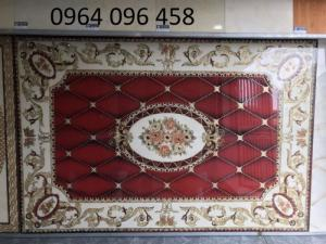 gạch thảm 3d phòng khách KLT17