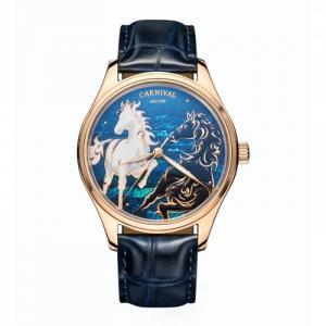 Đồng hồ nam Carnival phiên bán song mã limited