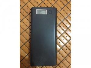 Sạc dự phòng Dung lượng 17.600mAh chuẩn với 8 cell pin Tự ngắt khi đầy , chống chai pin điện thoại