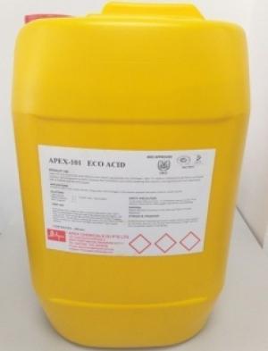 Tẩy cáu cặn, gỉ sét Apex - 101 Eco Acid