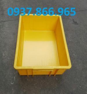 thùng nhựa B3, hộp nhựa B3, thùng đựng hải sản, nông sản