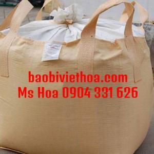 Bao 1 tấn , bao big bag, bao jumbo - sản xuất bao mới