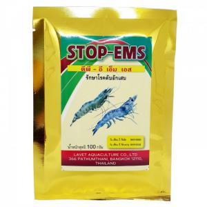 Đặc Trị Gan cho Tôm - STOP-EMS - Thủy Sản Tép Bạc