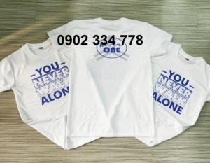 in áo thun nhóm lấy liền giá từ 50k - chuyên sỉ áo thun trắng cotton 4 chiều