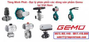Đại lý phân phối GEMU tại Việt Nam