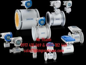 Đại lý phân phối Đồng hồ đo lưu lượng krohne tại Việt Nam
