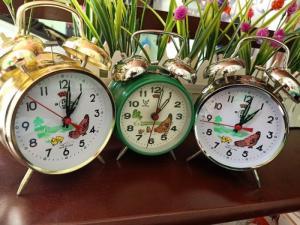 đồng hồ cót các loại
