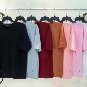 Nguồn hàng sỉ áo thun cotton giá từ 32k