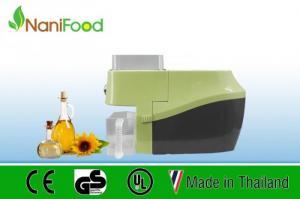 Máy ép dầu Nanifood Thái Lan NNF800A phiên bản xanh lá