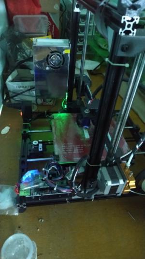 Bán máy in 3D - dân kỹ thuật chuyên dùng
