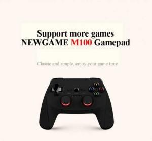 Tay cầm game không dây newgame M100 chính hãng