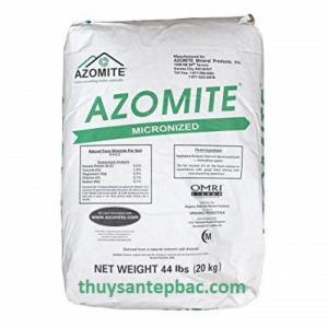 Khoáng Mỹ - Azomite - Thủy Sản Tép Bạc