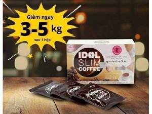 Cà phê giảm cân Idol