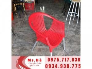ghế nhựa cafe bành giá rẻ