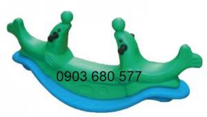 Cung cấp đồ chơi bập bênh mầm non giá rẻ, an toàn, chất lượng cao cho bé