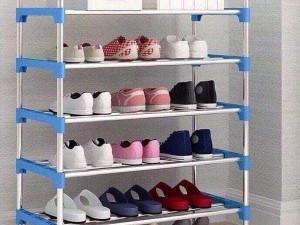 Kệ giày 5 tầng inox