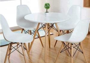 bàn ghế nhựa chân gổ làm tại xưởng sản xuất ANH KHOA 8987987