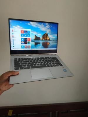 Bán Laptop Lenovo Yoga 920 / Vỏ Glass Platinum / MH cảm ứng