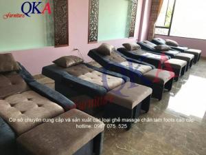 Cung cấp ghế massage chân uy tín