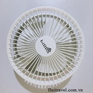 Quạt gấp gọn chế độ gió tự nhiên 3 tốc độ pin 3.7V - 7200mah độ cao tối đa 1m