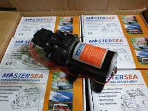 Bơm nước ngọt tăng áp Mastersea 5LPM