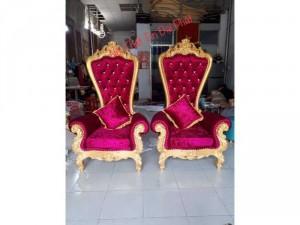 Cho thuê ghế Hoàng Gia chuyên sự kiện sinh nhật, ghế Hoàng Gia TPHCM, ghế Sofa TPHCM