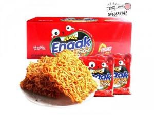 Hộp 24 gói mì trẻ em enaak indonesia (28gram/ đỏ)