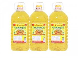 Dầu ăn Tường An cooking oil can 5 lít