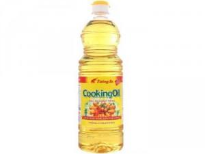 Dầu ăn thực vật Tường An cooking oil chai 1 lít