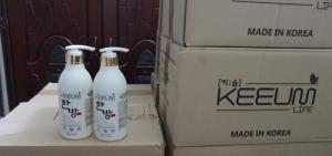 Dầu Gội Thảo Dược Hỗ Trợ Trị Rụng Tóc Hàn Quốc Keeum life