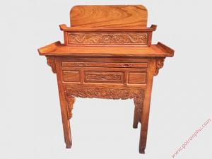 Bàn thờ cúng gỗ hương 2 tầng BC129
