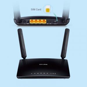 2020-01-13 16:13:02  5  Router wifi sim 4G LTE TP-Link TL-MR6400 chuẩn N, tốc độ 300Mbps chính hãng 1,950,000
