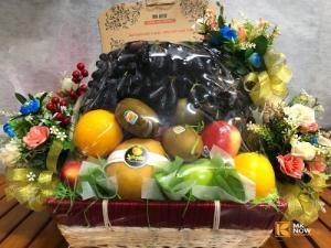 Giỏ trái cây đi Tết - FSNK119