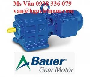 Hộp giảm tốc Bauer